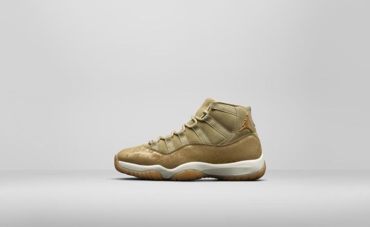 Air Jordan 11 olive lux womens