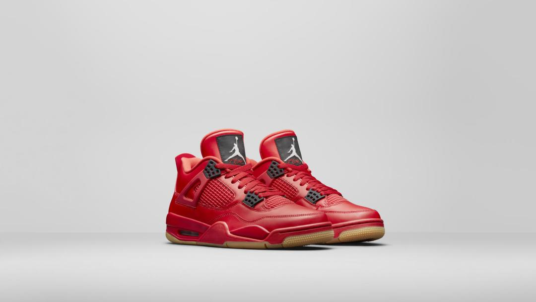34b9a4f4a06 The Women's Air Jordan 4 'Fire Red' Releases on Single's Day, the ...