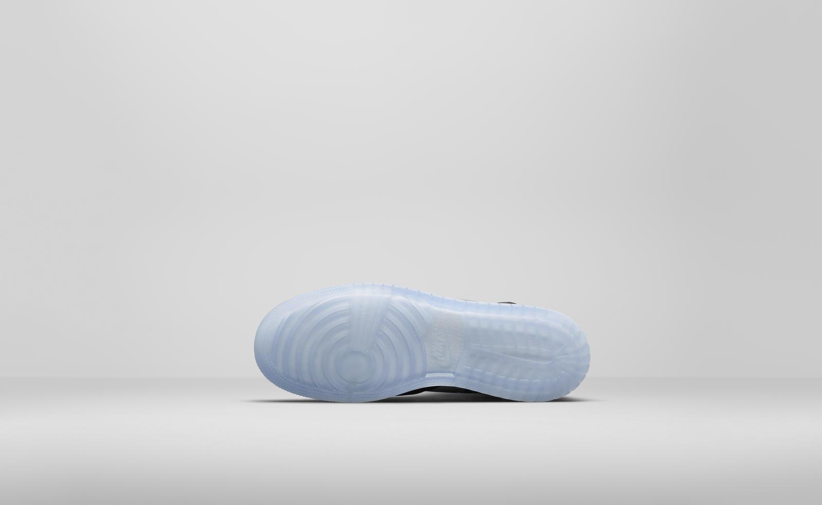 online store 454e1 603e4 Air Jordan Rebel Concord outsole - WearTesters