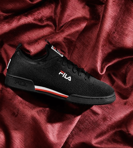FILA Original Fitness 2.0 Knit Black 1