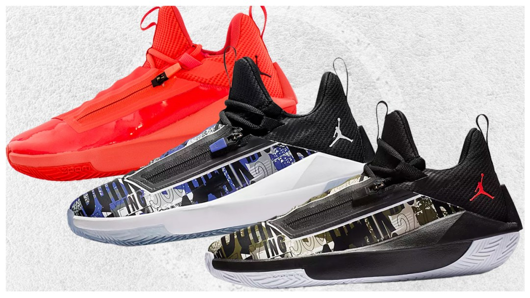 The Jordan Jumpman Hustle is Available Now in Three New Colorways ... fca1ea700