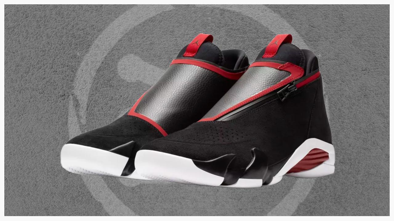 e25ba77182d Jordan Sportswear Releases the Jordan Jumpman Z in Black/Red ...