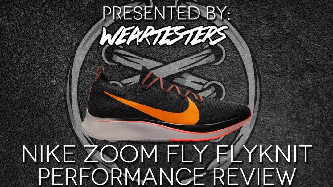 nike zoom fly flyknit performance review