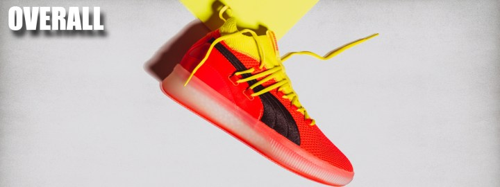 Puma Clyde Court Disrupt Performance Review overall
