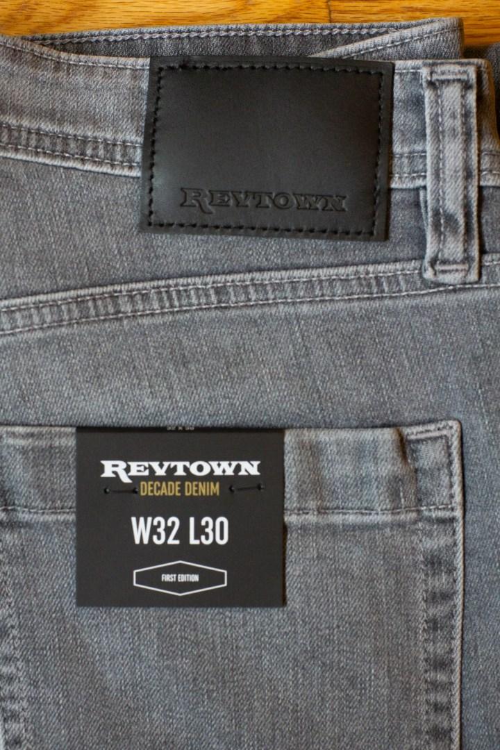 Revtown Decade Denim Test Shoot