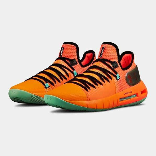 Under Armour HOVR Havoc Low Halloween