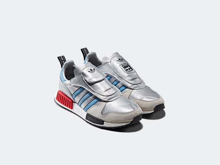 adidas MICROPACERxR1 never made collection