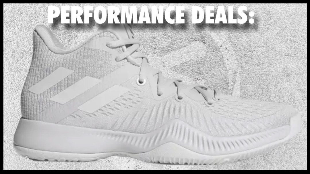 6773e41344cb2 Performance Deals  The adidas Mad Bounce is on Sale - WearTesters