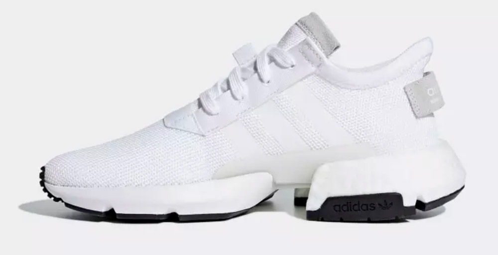 adidas pod system 5 WearTesters