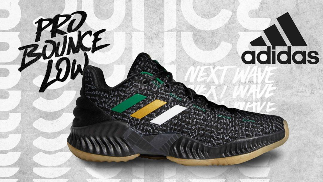 cfd4df127 Jaylen Brown adidas Pro Bounce PE Releases Overseas - WearTesters