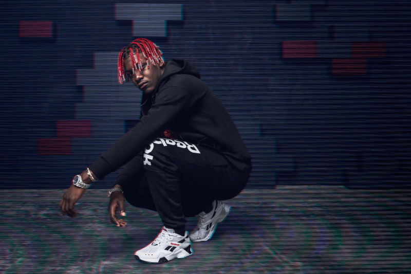 03ed974235c Lil Yachty and Reebok Release the New Aztrek  Excellent Red ...
