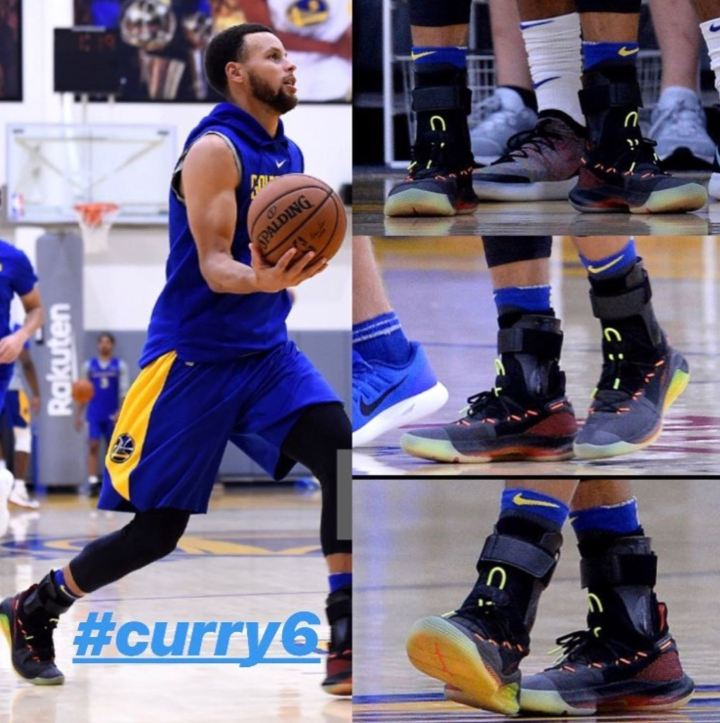 curry 6 steph curry