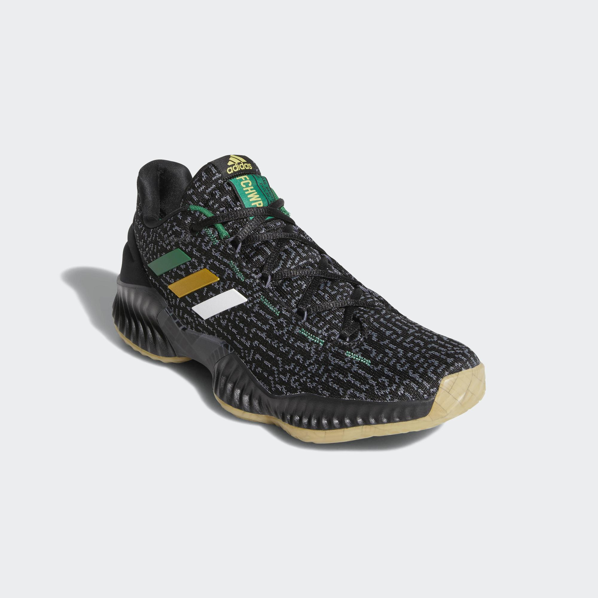 48467e063 jaylen brown adidas pro bounce low PE - WearTesters