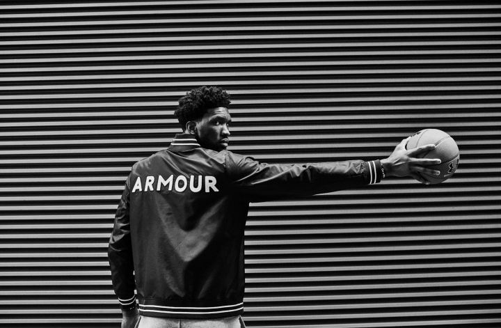joel embiid under armour deal