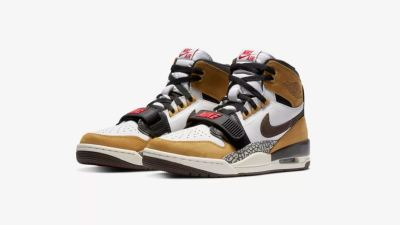 b9bf4efdd1ff The Air Jordan Legacy 312  Wheat Varsity Red  Gives Off ROTY Vibes for  November