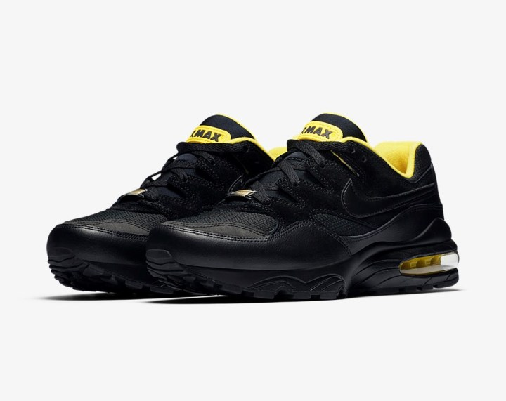 a466eeaffd Black and Yellow Air Max 94s are Coming Soon - WearTesters