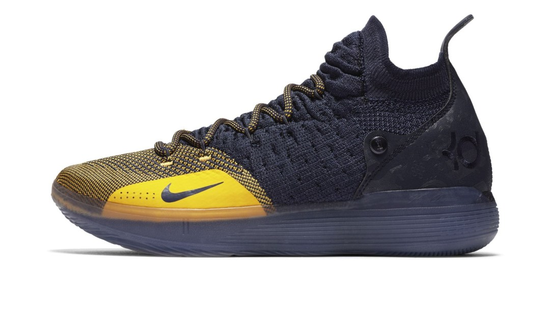eb4bbacacfa Kevin Durant s Next Nike KD 11 is for the DubNation - WearTesters