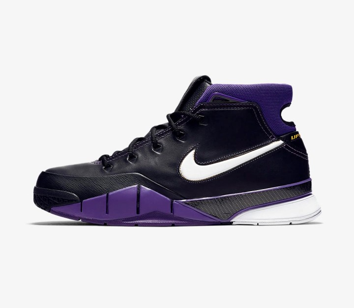 f99197857fcf Lakers Vibes Hit the Kobe 1 Protro  Varsity Purple  Dropping Next ...