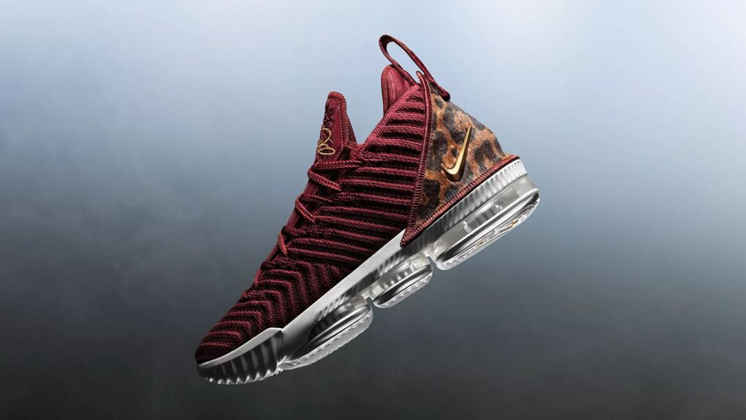 8f58d084f15d The Nike LeBron 16  King  Releases Next Week for NBA Tip-Off ...