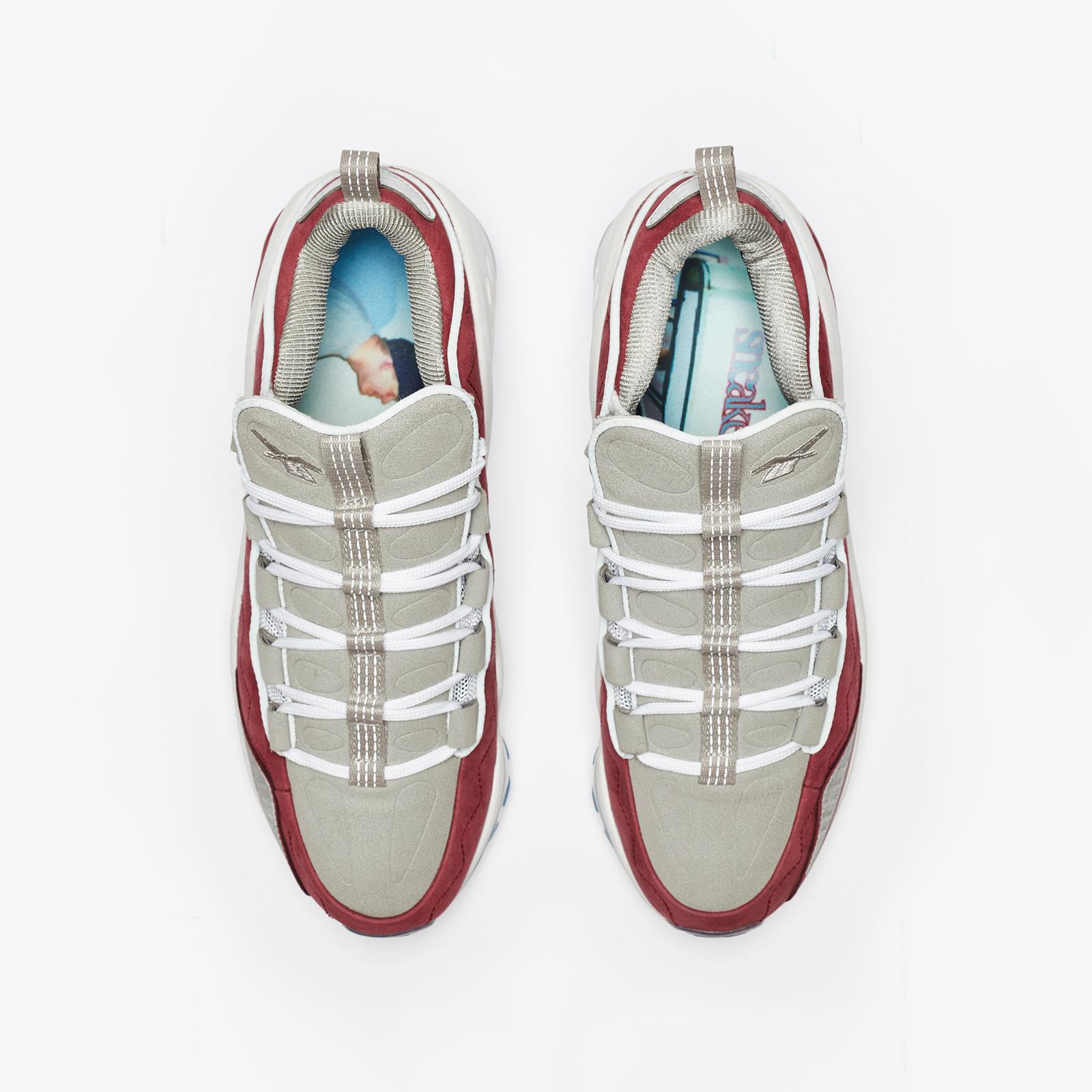 best service 9c376 c8d36 reebok dmx run 10 sneakersnstuff release date
