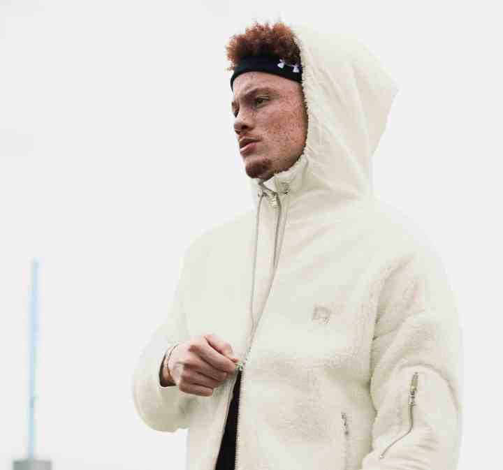 under armour ua exclusives be seen fw18 Mens Sherpa Swacket
