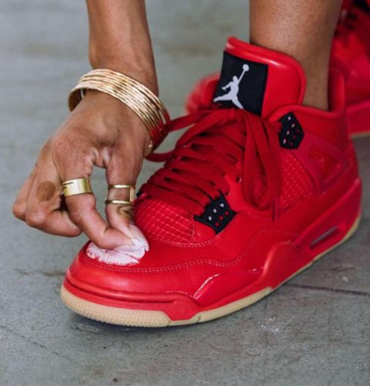 womens air jordan 4 singles day