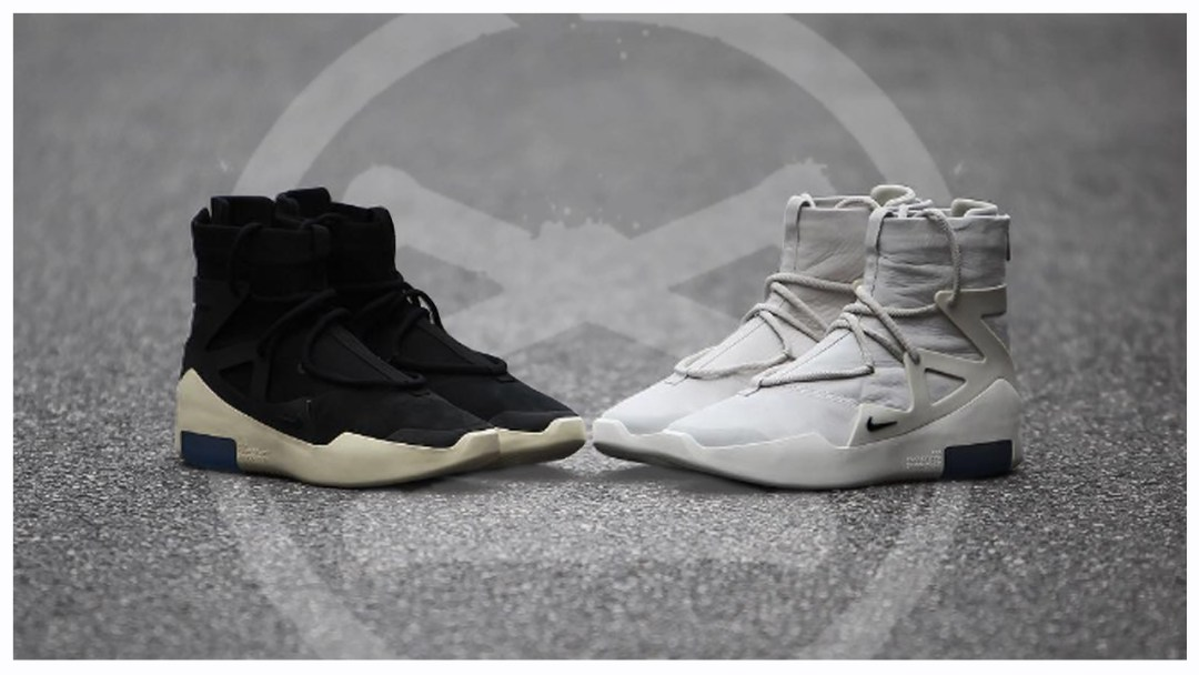 A Detailed Look At The Nike Air Fear Of God 1 Weartesters