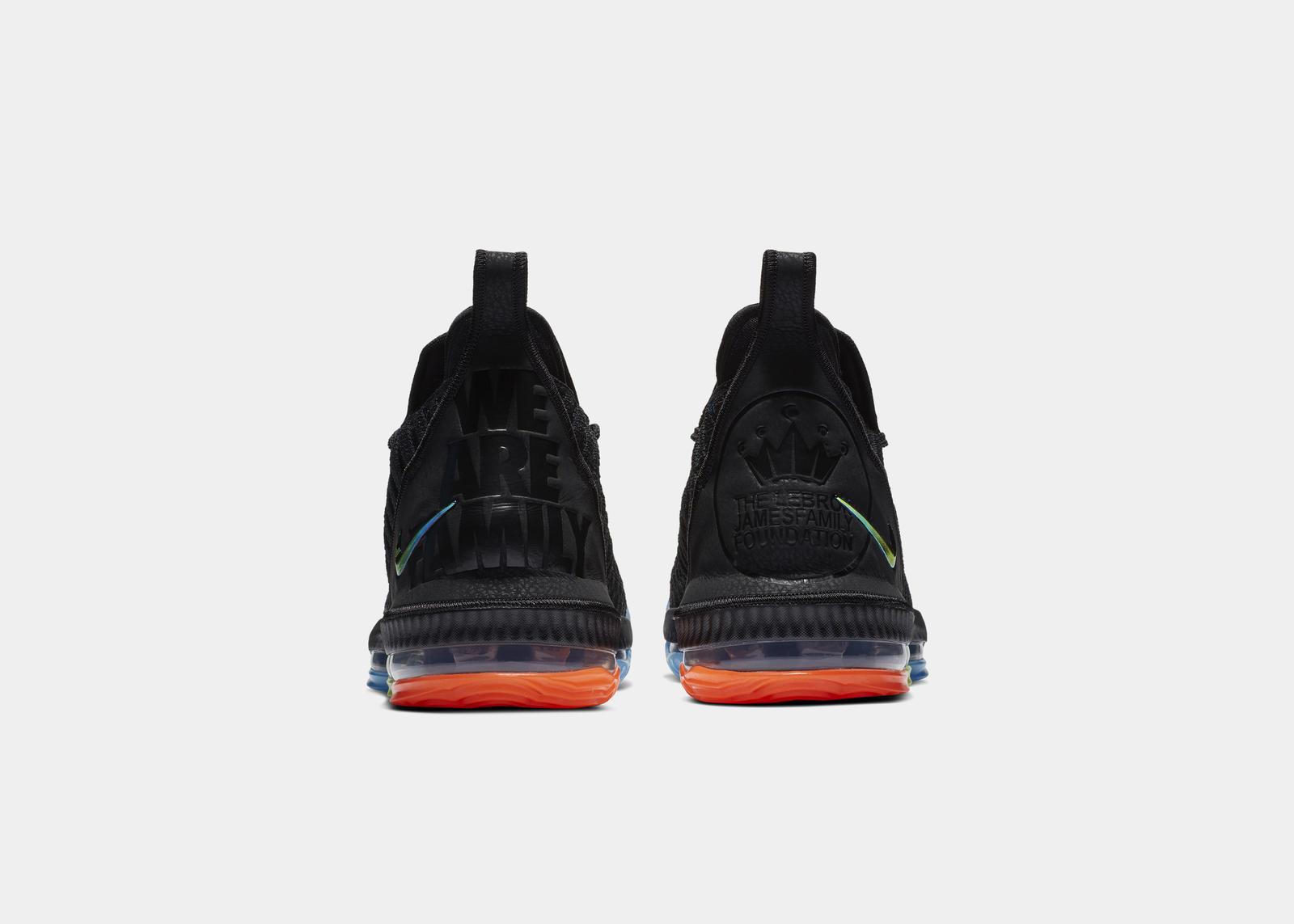 timeless design d43cd ba732 Nike LeBron 16 I Promise 3