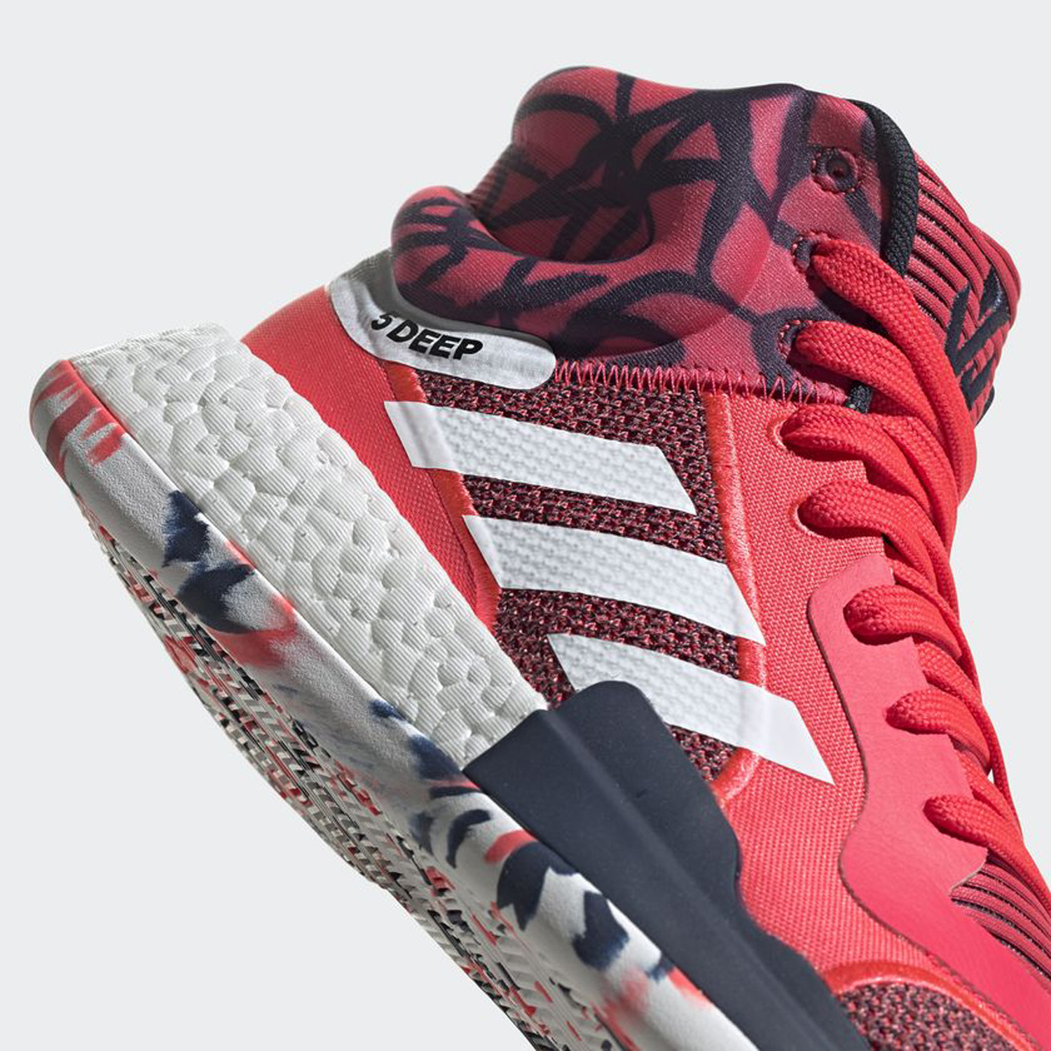 e80fba7e8ec adidas-Marquee-Boost-John-Wall-PE-Five-Deep-5 - WearTesters