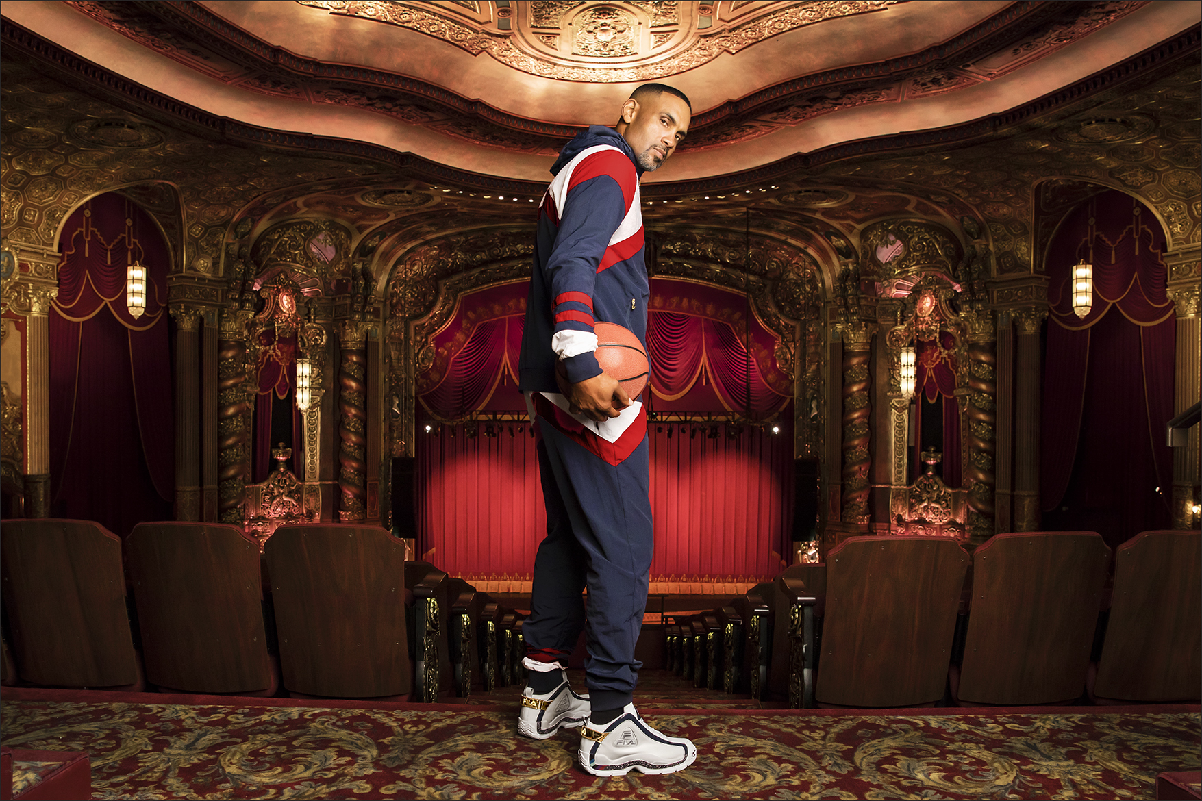 fila to drop two grant hill 2 39 hall of fame 39 sneakers at complexcon weartesters. Black Bedroom Furniture Sets. Home Design Ideas