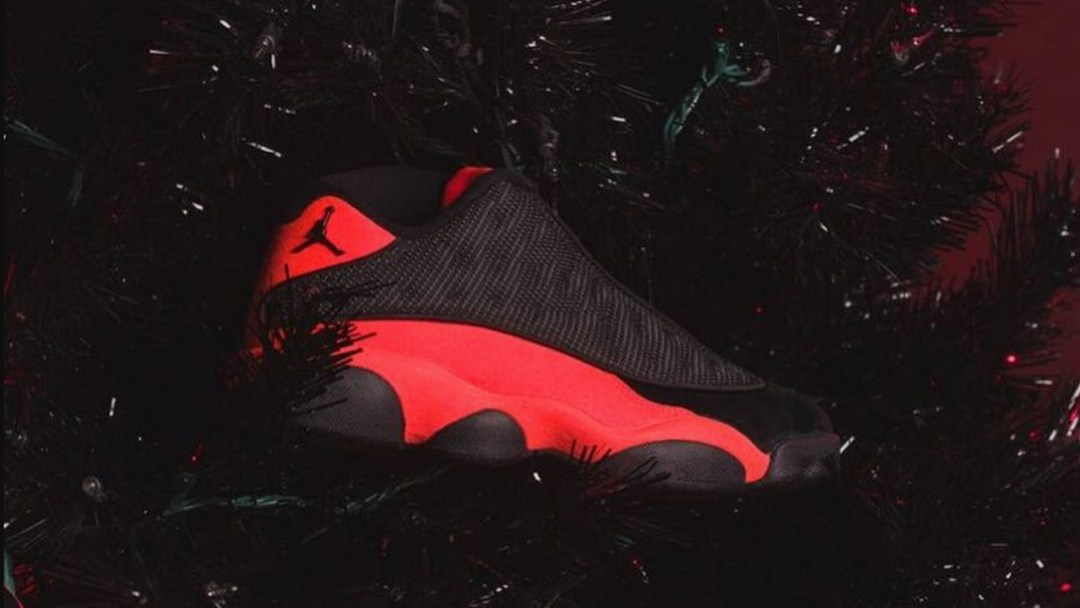 A Black Red Clot Air Jordan 13 Low Appears - WearTesters f68904a75