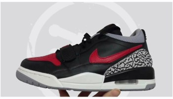 f0db51b3321 A Jordan Legacy 312 Low May Release in 2019 - WearTesters