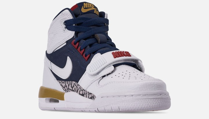 the jordan legacy 312 released in a usa themed colorway weartesters