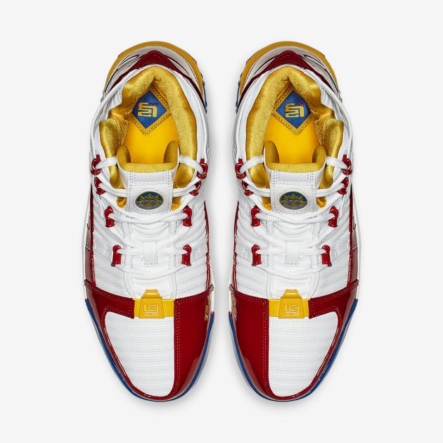f6142549323b Superman  Nike LeBron 3s Will be Releasing - WearTesters