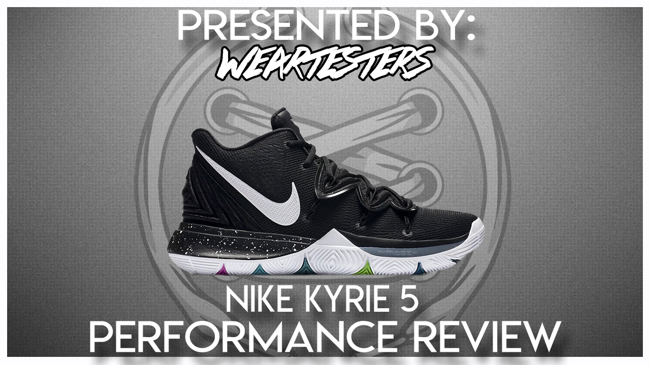 size 40 95e2e 4ec55 Nike Kyrie 5 Performance Review - WearTesters