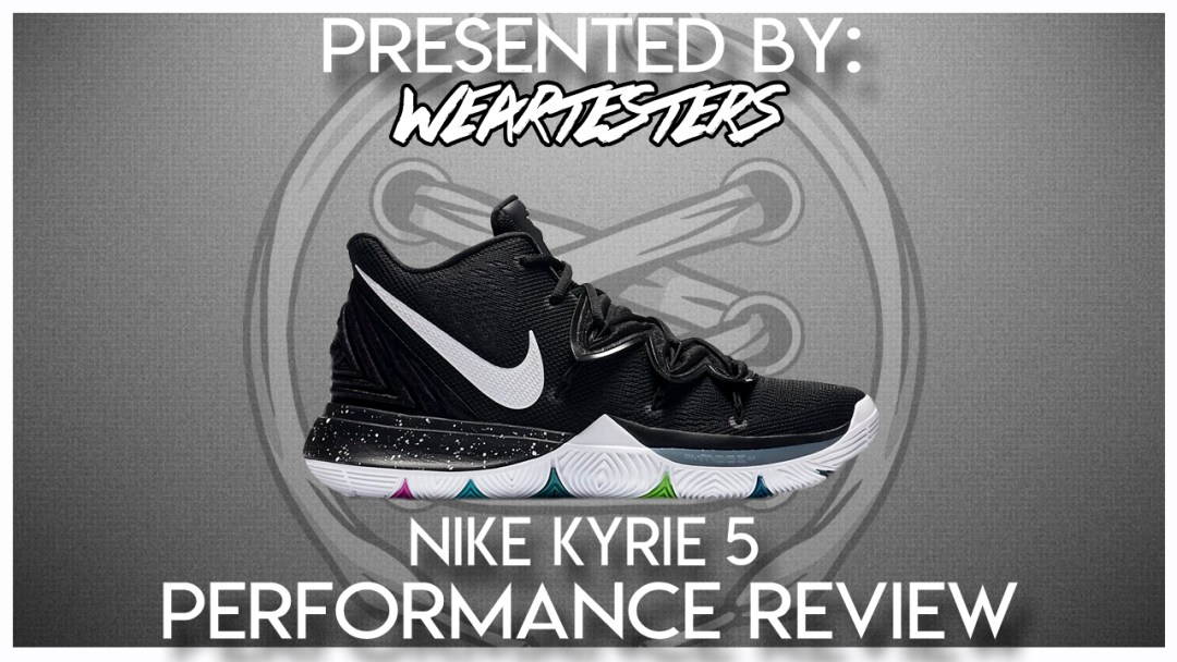 1774f85c2f8d Nike Kyrie 5 Performance Review - WearTesters