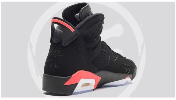 separation shoes e32c0 d11c6 The Air Jordan 6 'Black Infrared' to Release in February for ...