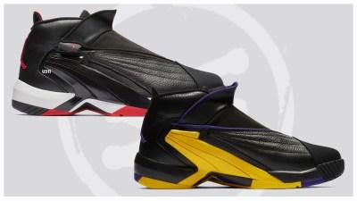 31a1fc02d2169c New Colorways of the Jordan Jumpman Swift Pay Homage to Eddie Jones  Career