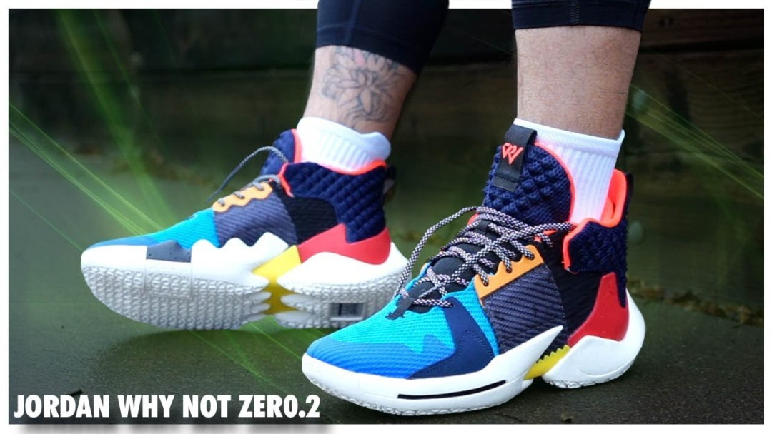 the latest a8f7f 0ab06 A Detailed Look and Review on the Jordan Why Not Zer0.2 - WearTesters