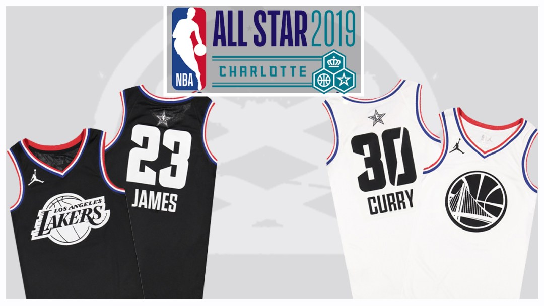 7622d8657 NBA All-Star 2019 Uniforms Unofficially Unveiled - WearTesters