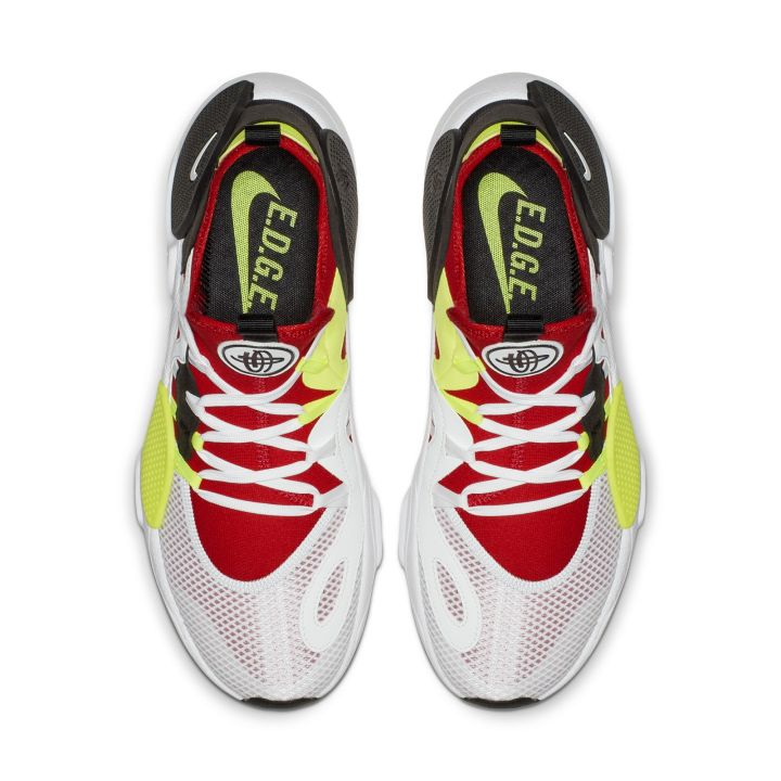 NIKE HUARACHE E.D.G.E. TXT WHITE:UNIVERSITY RED 2