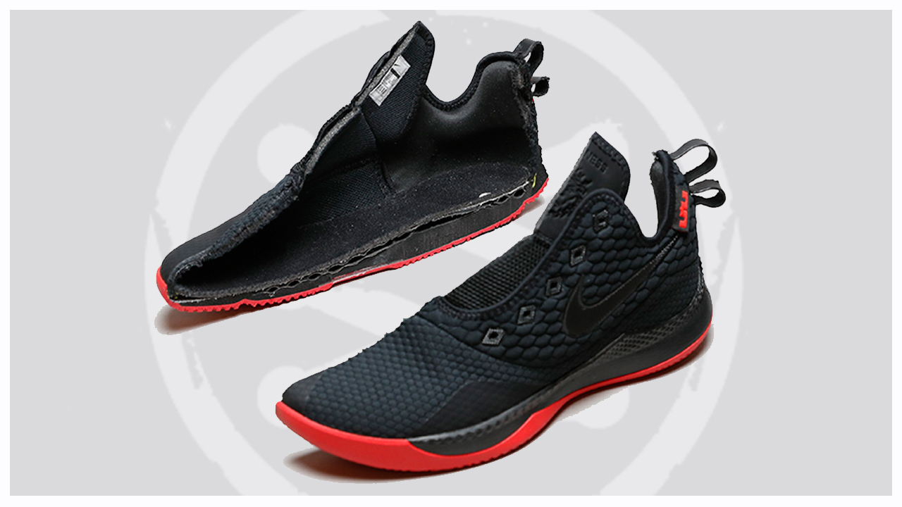 The Nike LeBron Witness 3 Gets Deconstructed - WearTesters