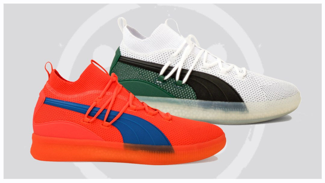 Two New Puma Clyde Court Colorways will Debut Tonight On-Court ... 46d1a020d