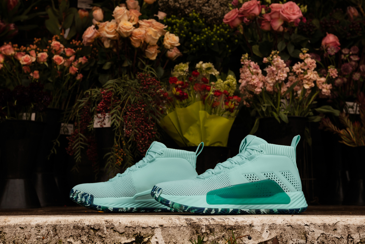 premium selection fa03d 12df4 adidas-Dame-5-Suga-Gee-1