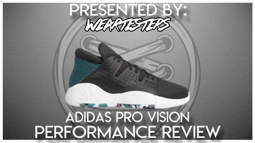 the best attitude 6c07f 7a867 adidas Pro Vision Performance Review - WearTesters