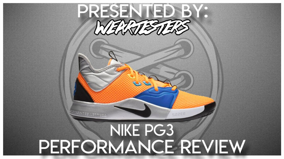 cc44084b650 Nike PG3 Performance Review
