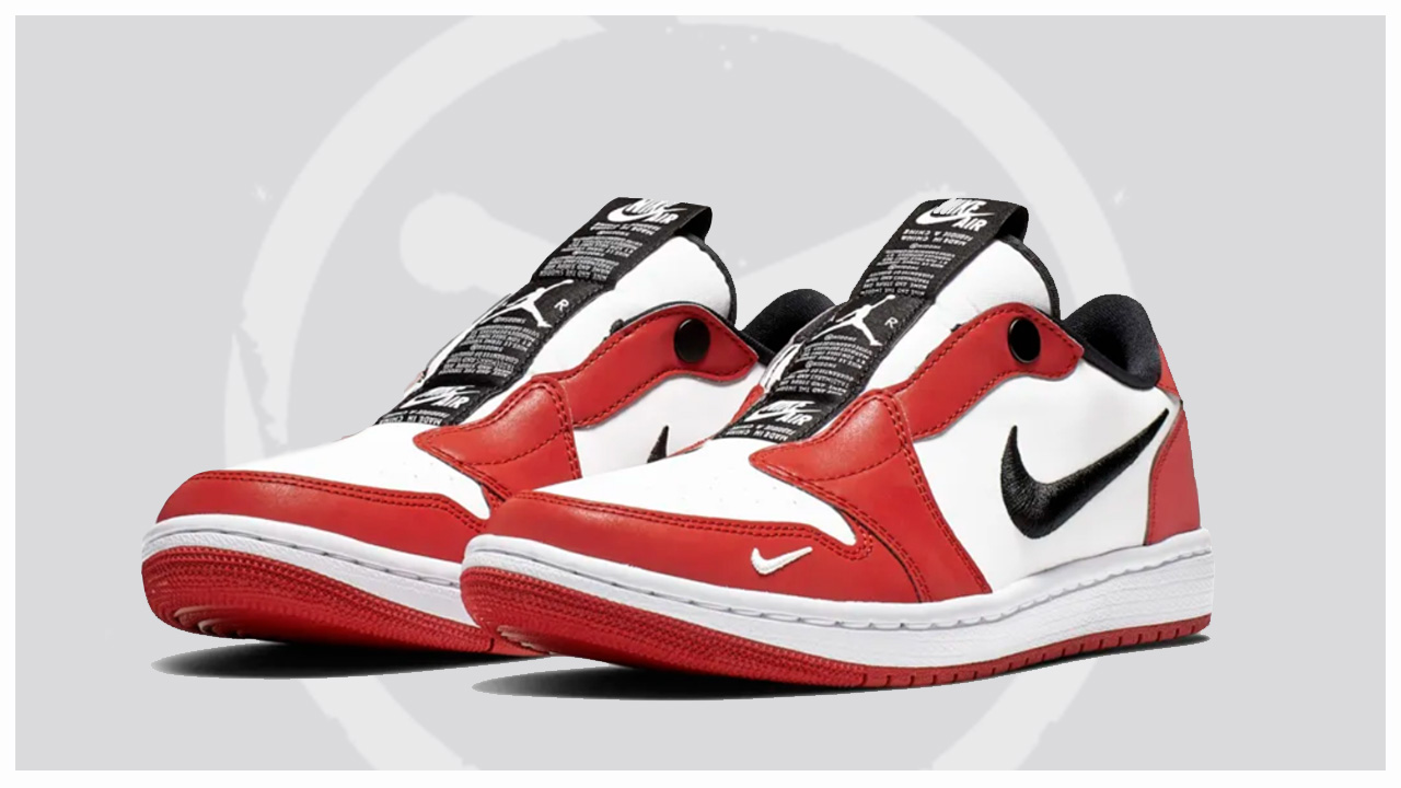 check out a5bae 90085 Women s Air Jordan 1 Low Slip  Chicago  - WearTesters