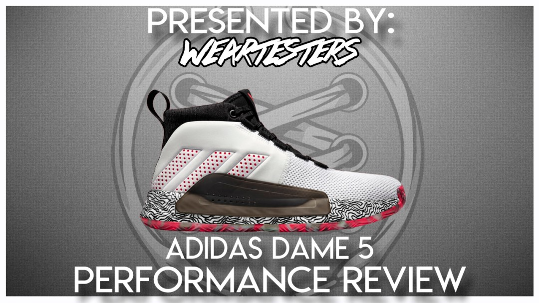 adidas Dame 5 Performance Review - WearTesters 026f1d3f2