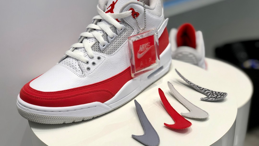 info for 7580e 11b37 Get Up Close and Personal with the Air Jordan 3  Tinker  Air Max Day ...