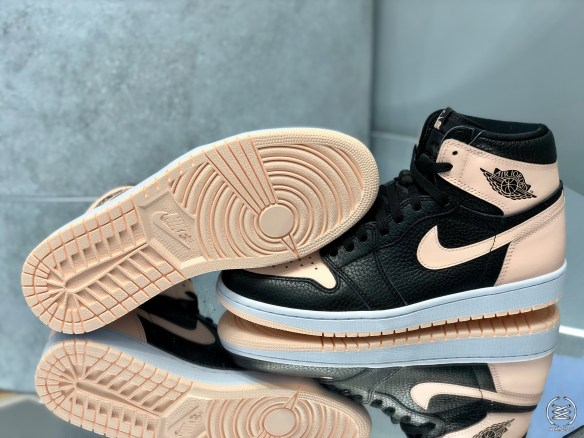 c543ac21370 The Air Jordan 1 OG High to Release in 'Crimson Tint' - WearTesters